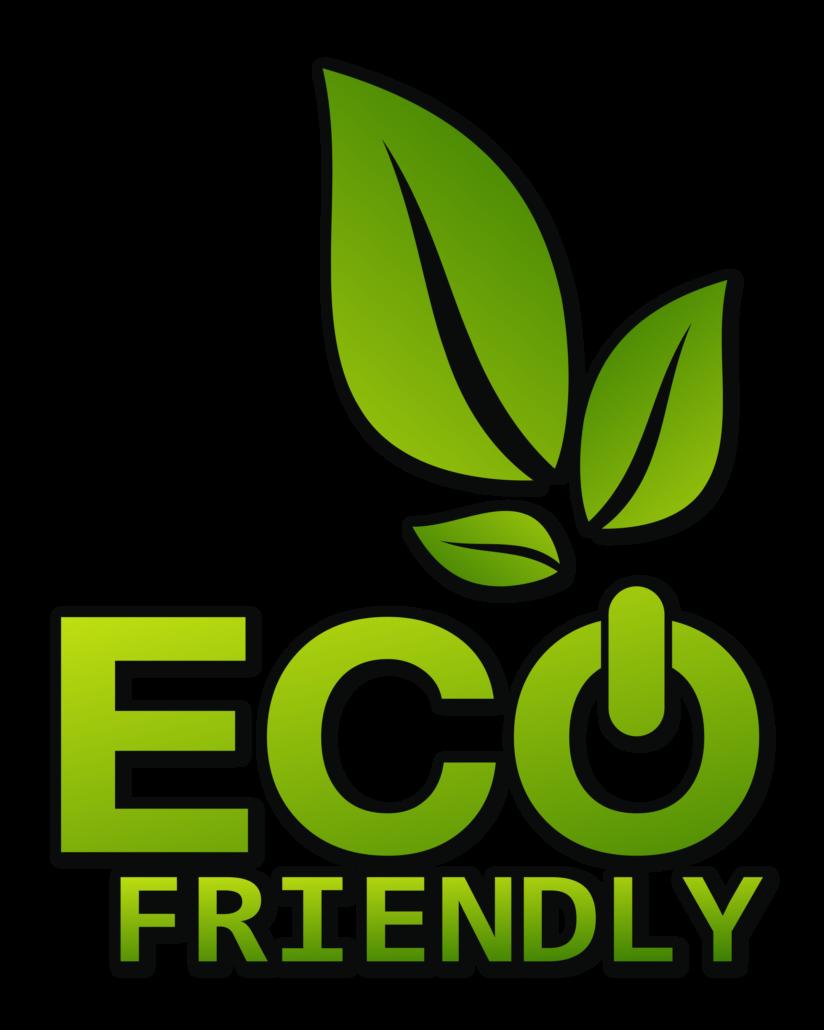 Eco Logo Schaduw Anthraciet