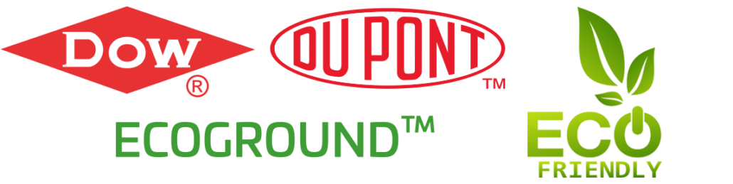 Dow Dupont Ecoground Eco Logos