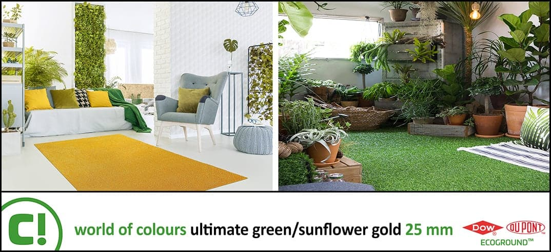 07 Ultimate Green 08 Sunflower Gold Id 1074x493px Title