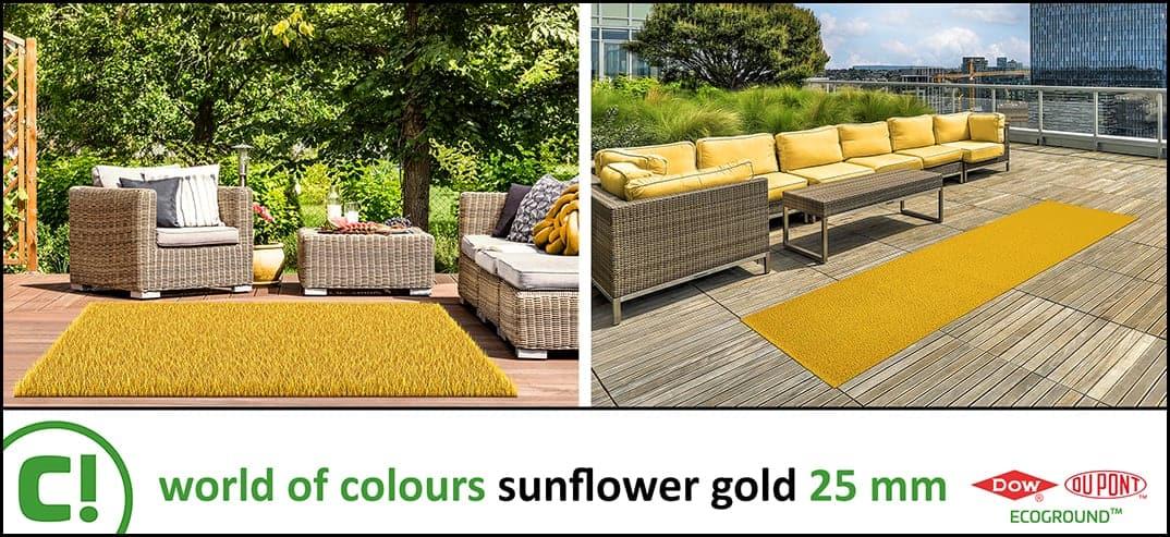 08 Sunflower Gold 25mm Rugrun 1074x493px 150dpi Title